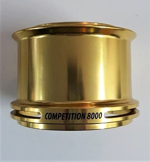 Bobine Competition 8000 Gold