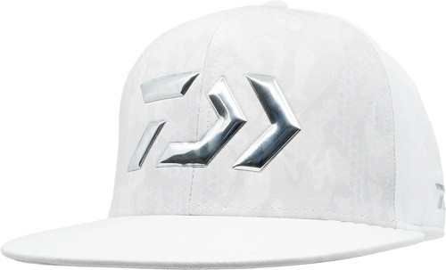 Boné Daiwa Snapback Light Grey Free