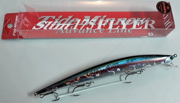 Duo Tide Minnow Slim Flyer 17.5cm Cor:ADA0213