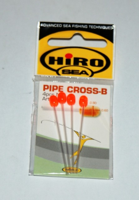 Hiro Pipe Cross L